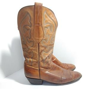 Lucchese western style boots